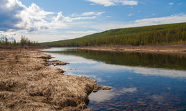 Fluss lizenzfreies stockfoto