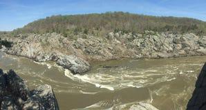Fluss Stockfotografie