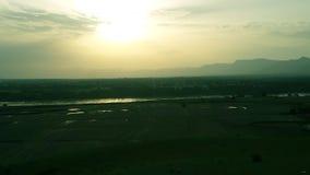 Fluss Abatabad Lizenzfreies Stockfoto