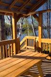 Fluss-Ansicht Stockbilder