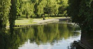 Fluss Avon Stockfotos