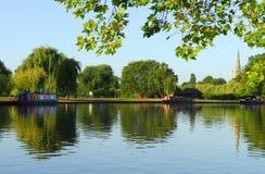 Fluss Avon Lizenzfreie Stockfotografie