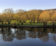 Fluss Avon Stockbild