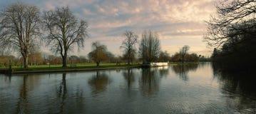 Fluss Avon Stockfoto