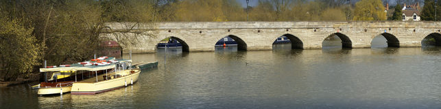 Fluss Avon Lizenzfreies Stockfoto