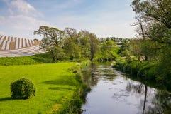 Fluss Bela in Cumberland, England Lizenzfreie Stockbilder