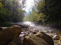 Fluss Cica Lizenzfreie Stockfotos