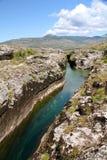 Fluss Cijevna Lizenzfreie Stockbilder