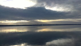 Fluss Clyde Stockbild
