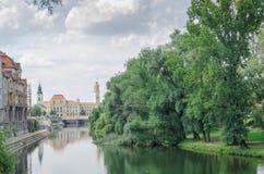 Fluss Crisul Repede Lizenzfreies Stockfoto