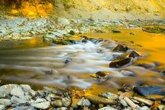 Fluss des Bieres Lizenzfreie Stockbilder