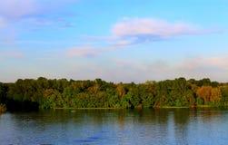 Fluss-Dose Stockfotografie