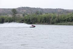 Fluss Ebro stockfotos