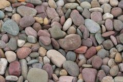 Fluss-Felsen Lizenzfreies Stockfoto