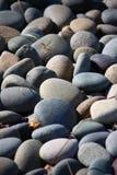 Fluss-Felsen Stockfotografie