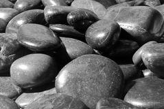 Fluss-Felsen Lizenzfreies Stockbild