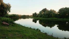 Fluss Goryn Stockbilder