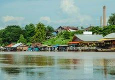 Fluss ist Leben Lizenzfreie Stockfotografie