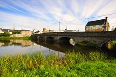 Fluss-Karren Lizenzfreies Stockfoto