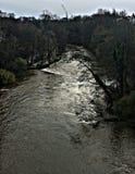 Fluss Kelvin lizenzfreies stockfoto