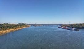 Fluss kentoky lizenzfreies stockbild