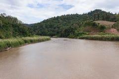 Fluss Kok Ko Lizenzfreies Stockfoto