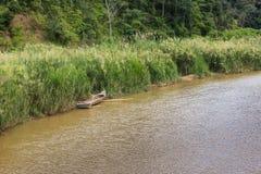 Fluss Kok Ko Lizenzfreie Stockfotos