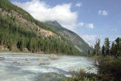 Fluss Kucherla stockbild