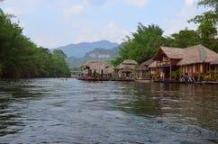 Fluss Kwai Stockbild