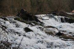 Fluss | Landschaft Lizenzfreies Stockbild
