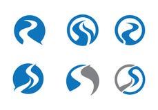 Fluss Logo Template