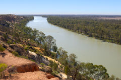 Fluss Murray Lizenzfreie Stockfotografie