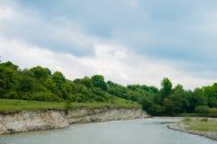 Fluss neues Zelenchuk stockbilder