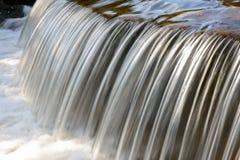 Fluss ohne Rückkehr Stockbild