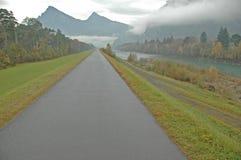 Fluss Rhein Lizenzfreies Stockfoto