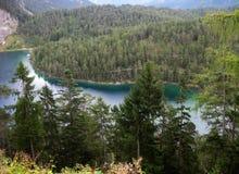 Fluss-Schwelle, Österreich Lizenzfreie Stockfotografie