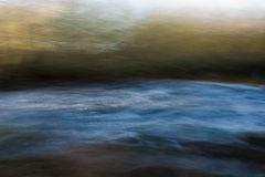 Fluss Shannon Abstract Lizenzfreie Stockbilder