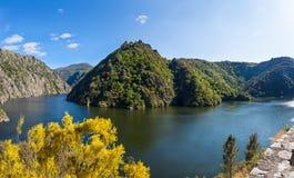 Fluss Spanien stockbilder