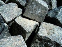 Fluss-Steine Lizenzfreies Stockfoto