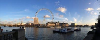 Fluss Themse Lizenzfreie Stockbilder