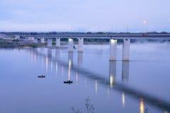 Fluss und Wasser stockfotografie