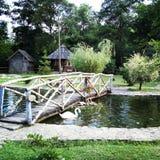 Fluss Velicanka lizenzfreies stockfoto