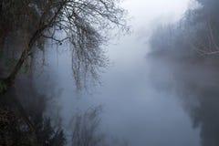 Fluss von Furcht Lizenzfreie Stockbilder