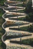 Fluss-Weg einer Lizenzfreie Stockfotografie