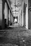 Fluss-Weg Halle in New Orleans stockbilder