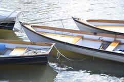 Flussboote Lizenzfreies Stockbild