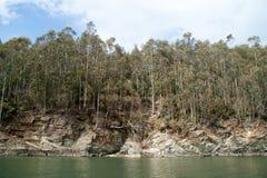 Flusselementaroperation Stockbild