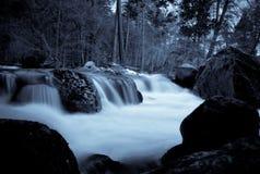 Flussfluß Stockbild
