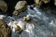 Flussi del fiume Immagini Stock Libere da Diritti