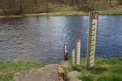 Flussmessgeräte Stockfotografie